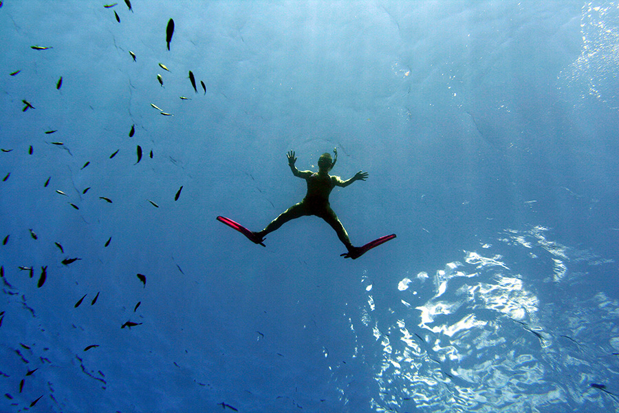 Snorkelling: Go For It!