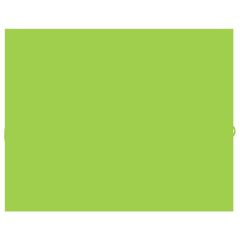 Green Scuba Diver Icon